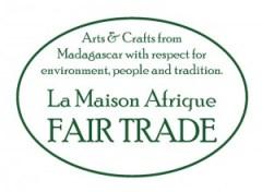 La Maison Afrique FAIRTRADE logo