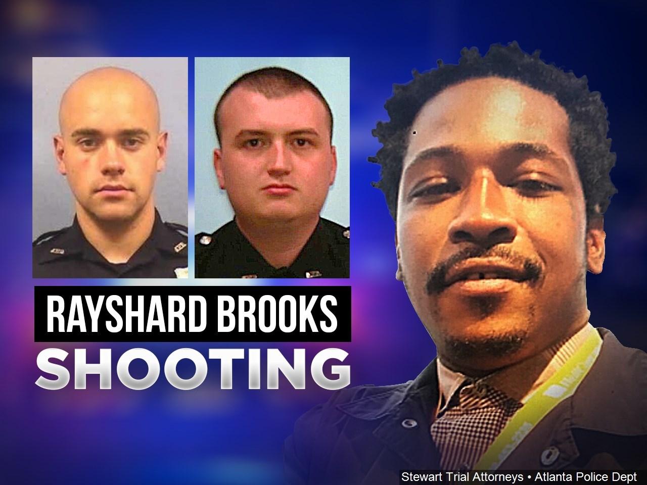 Rayshard Brooks: US justice system treats us like 'animals' (video)