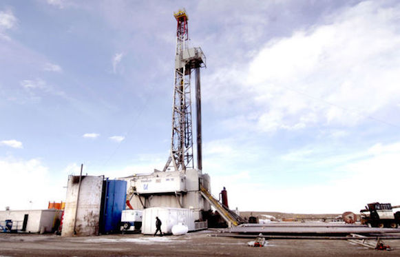Montana Drilling Rig pc The Missoulian