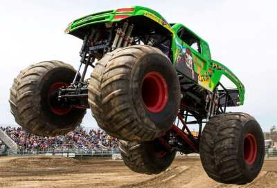 PlayN for Keeps Monster Truck