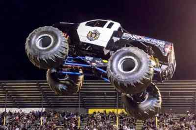 Enforcer Monster Truck