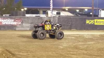 High Risk Mini Monster Truck