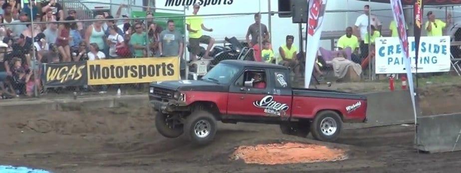 Johnson Ranger Tuff Truck WGAS Motorsports