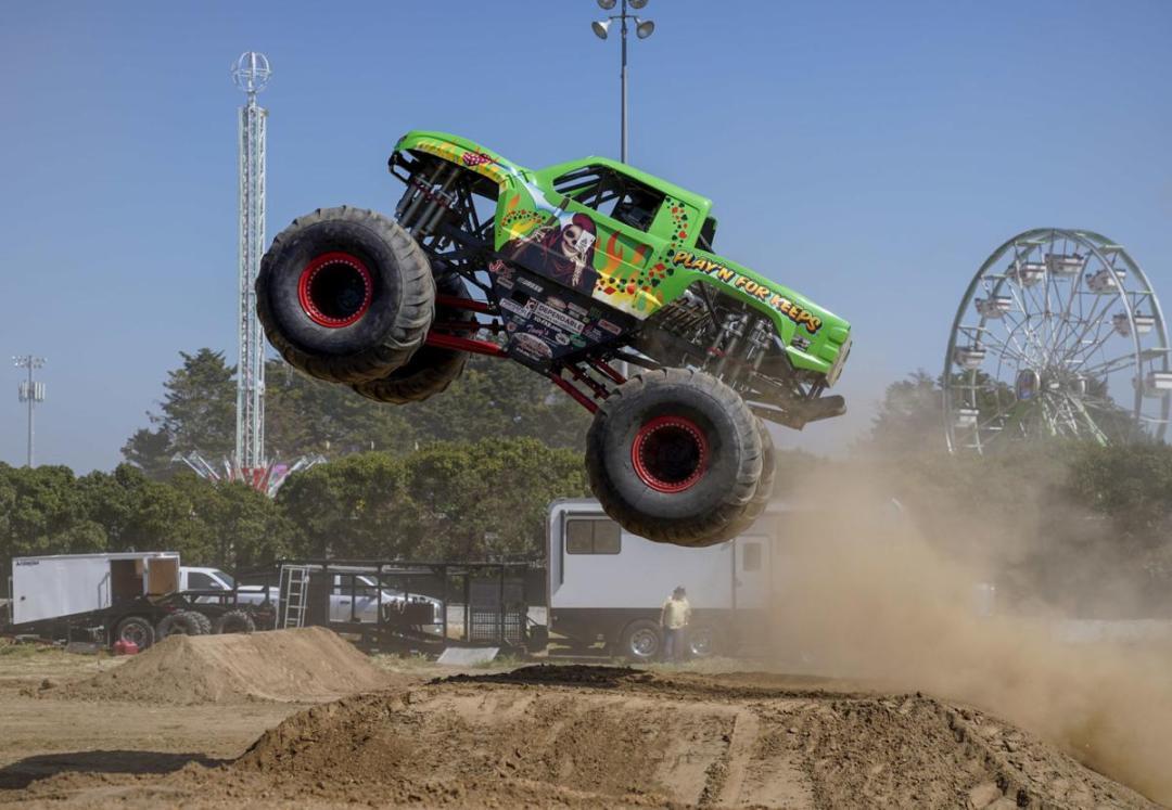 Playn For Keeps Monster Truck
