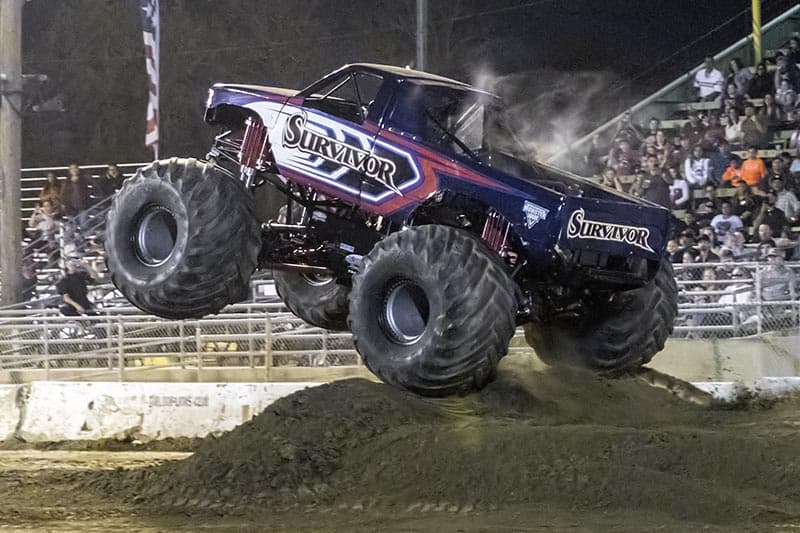 survivor monster truck