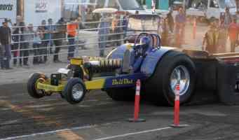 Tractor Pull Stanislaus County Fair Turlock