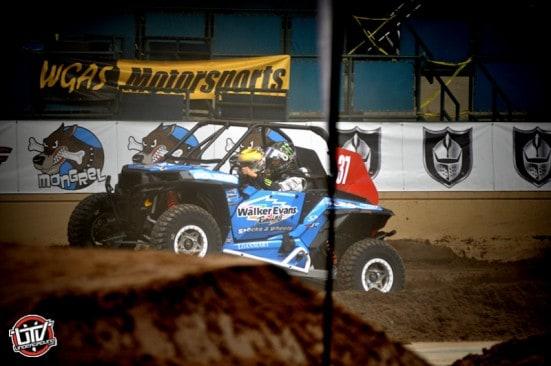 WGAS Motorsports 2014 Terracross Championship UTV Underground Rusty Baptist