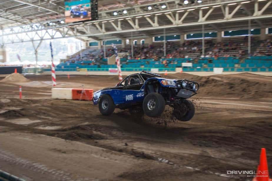 WGAS Motorsports Tuff Trucks