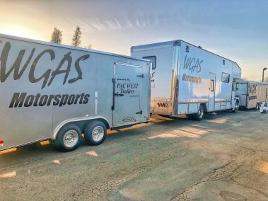 WGAS Motorsports Monster Truck Hot Rod Drive-Thru Adventure