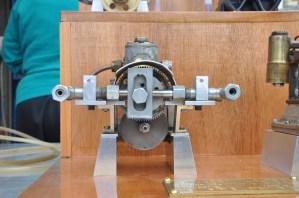 Scotch Crank Steam engine