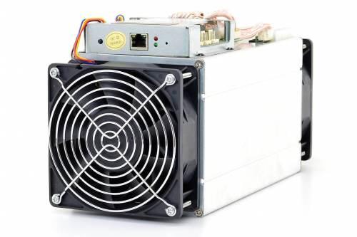Un equipo ASIC para minar bitcoins - ANTMINER S7 BATCH 1