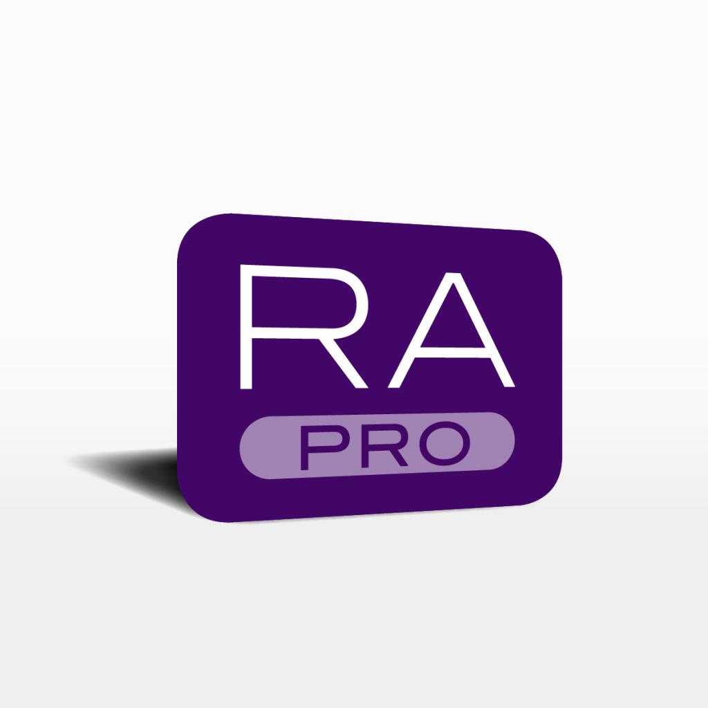 Reckon Pro purple logo