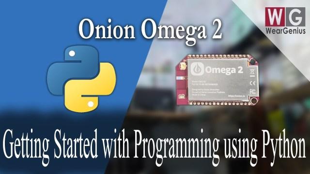 Onion Omega Python