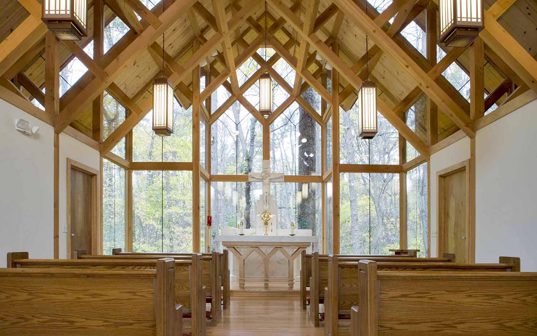 St. Joseph Adoration Chapel