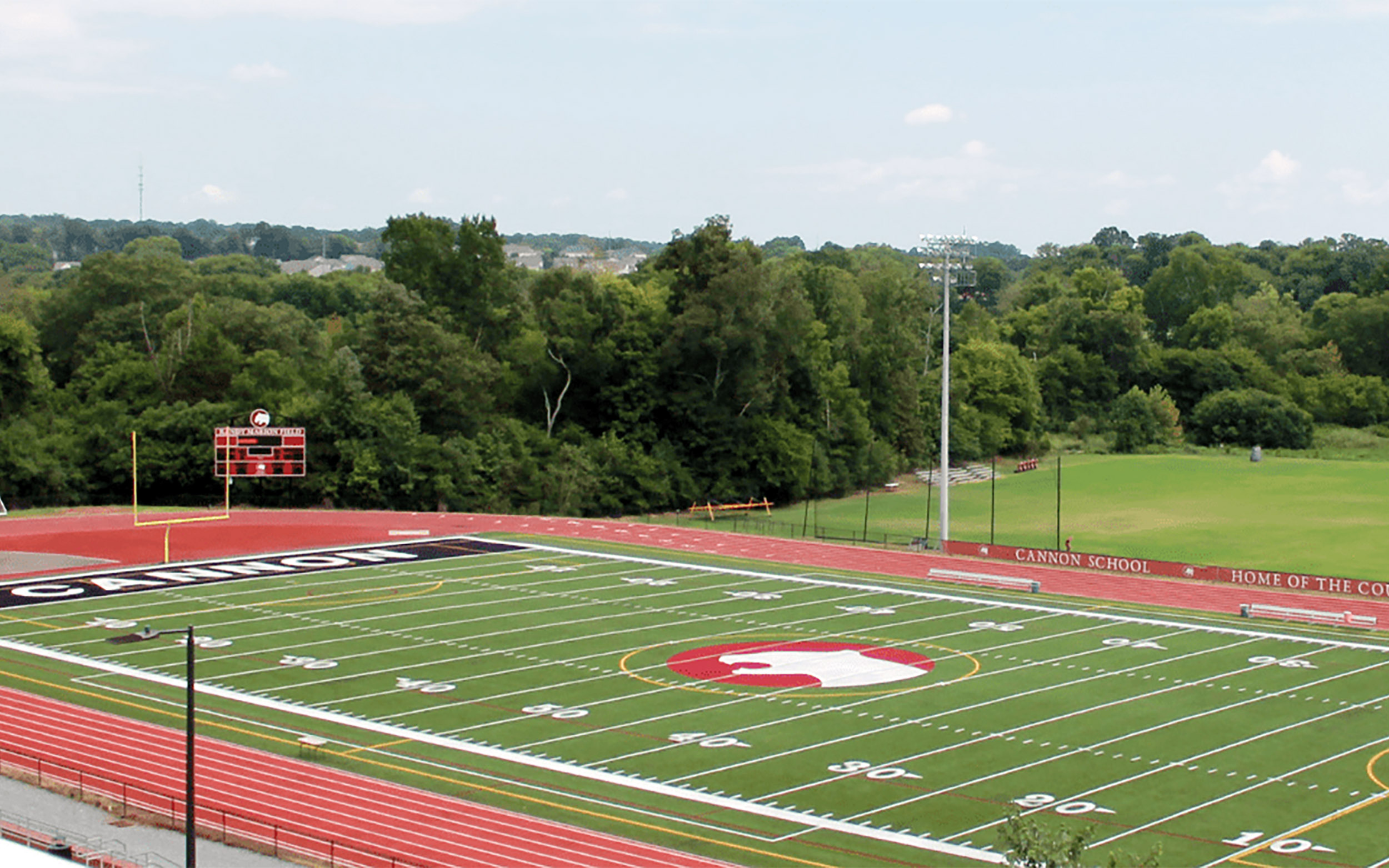 Cannon School Fieldhouse & Stadium