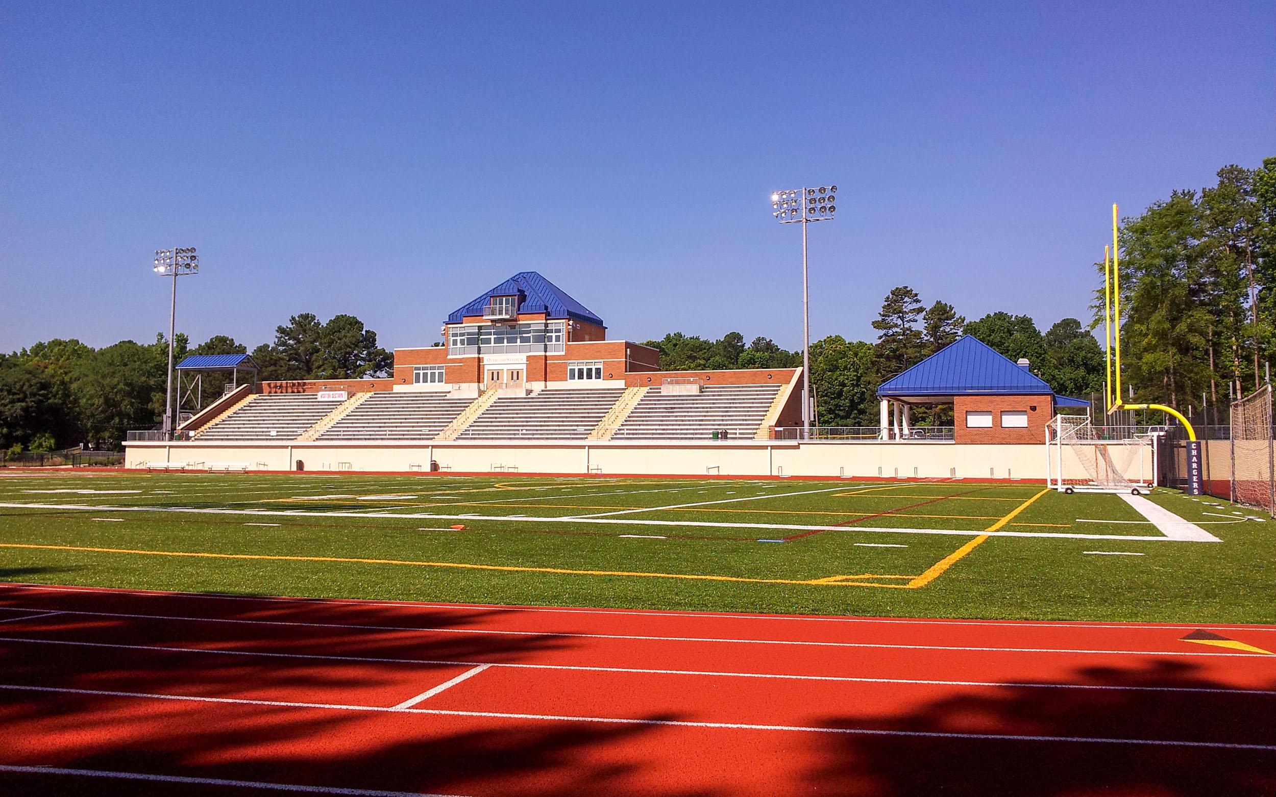 Providence Day Fieldhouse & Stadium