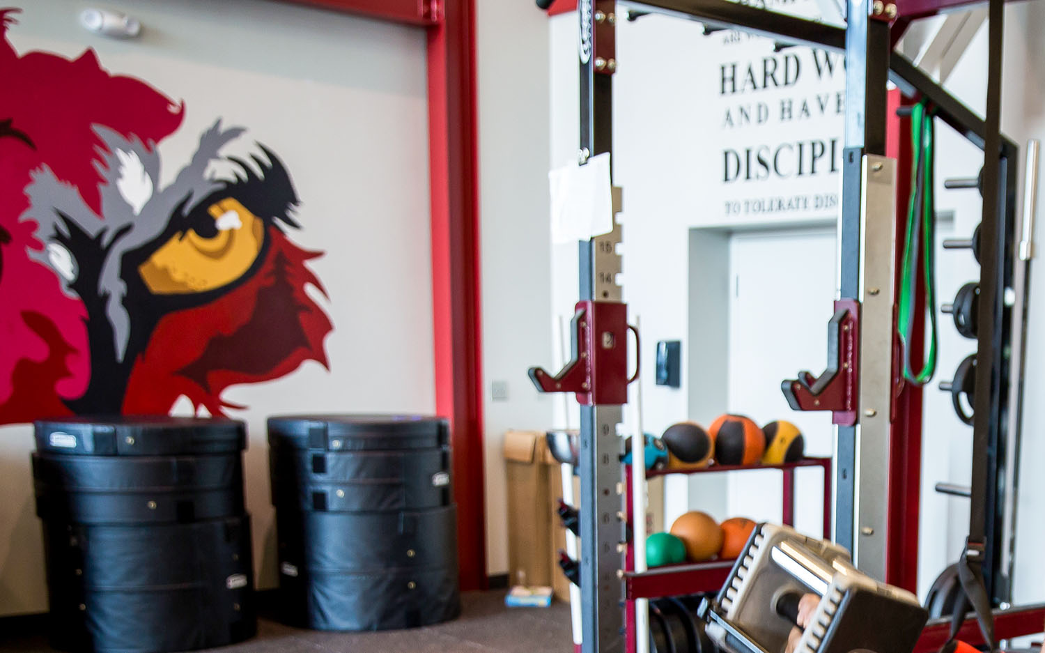 Cannon School Strength & Conditioning Center