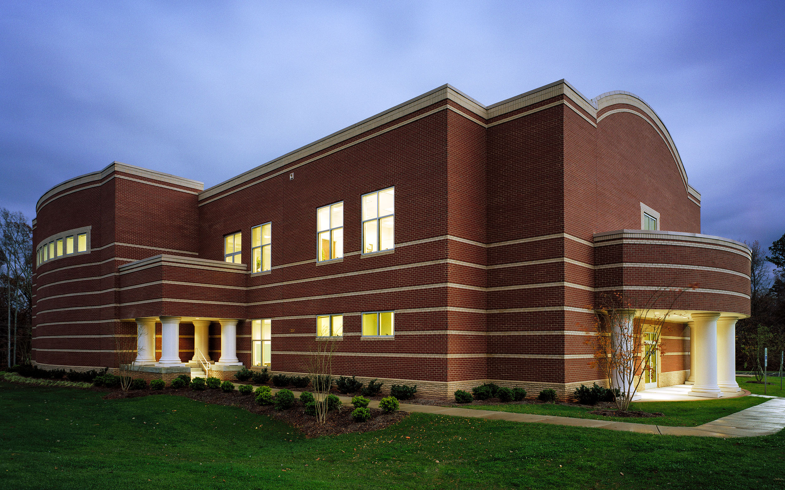 Kimbrell Campus and Textile Technology Center
