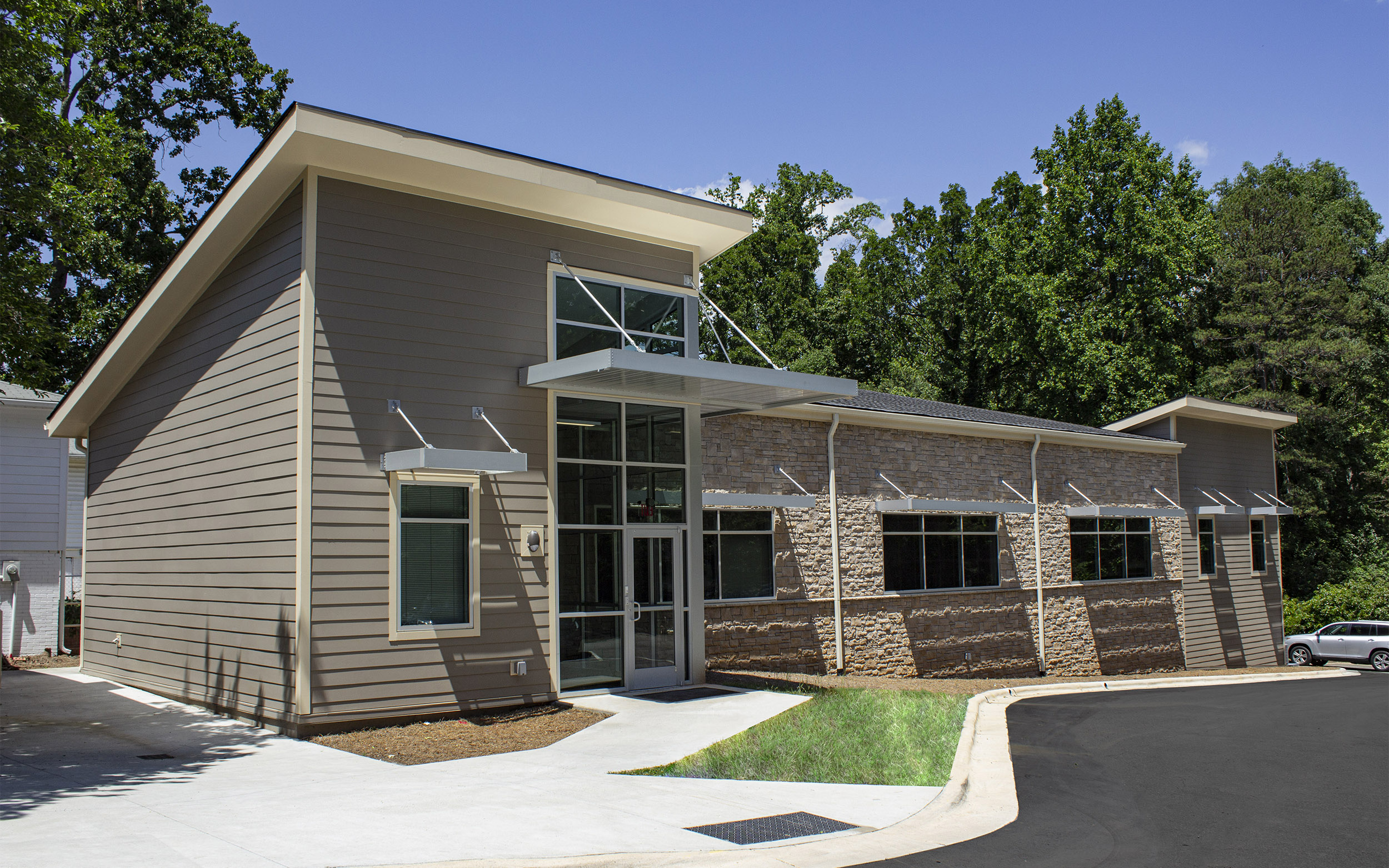 Chabad of Charlotte Youth Building