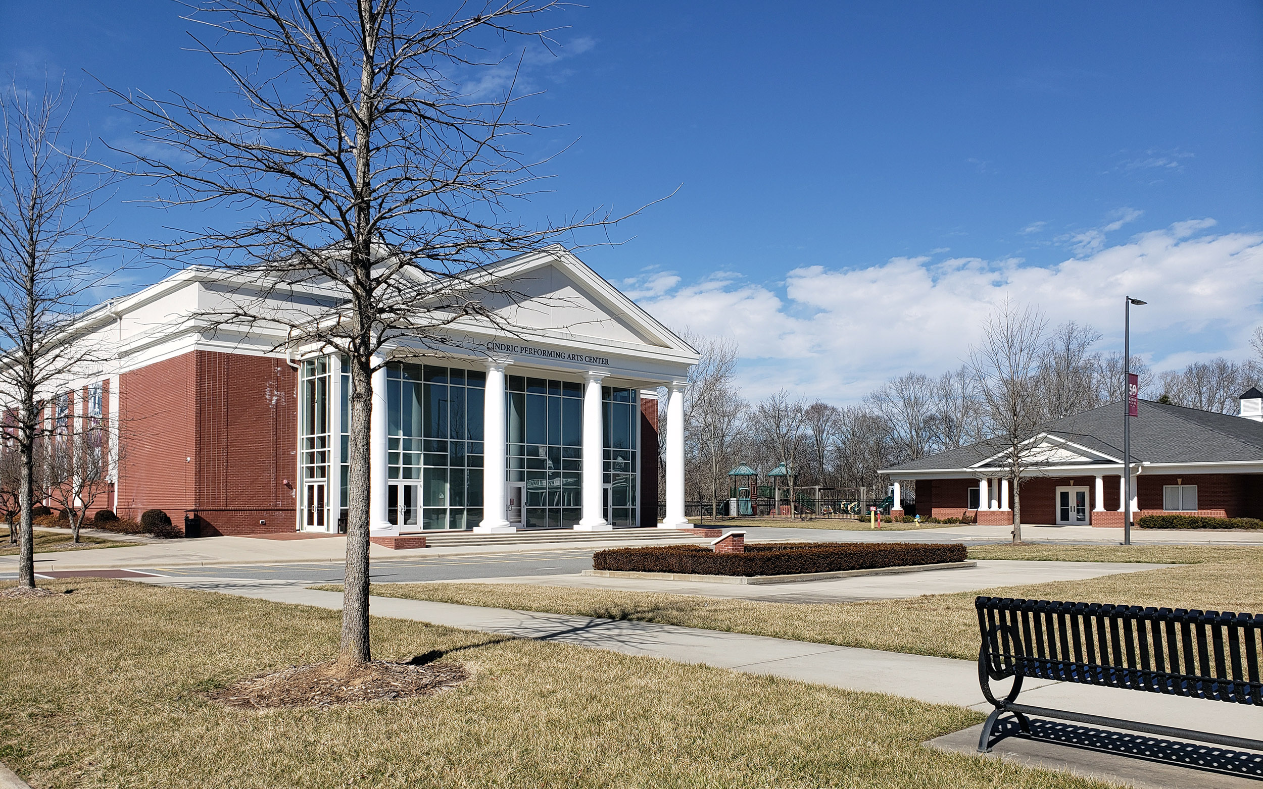 Cannon School Performing Arts Center