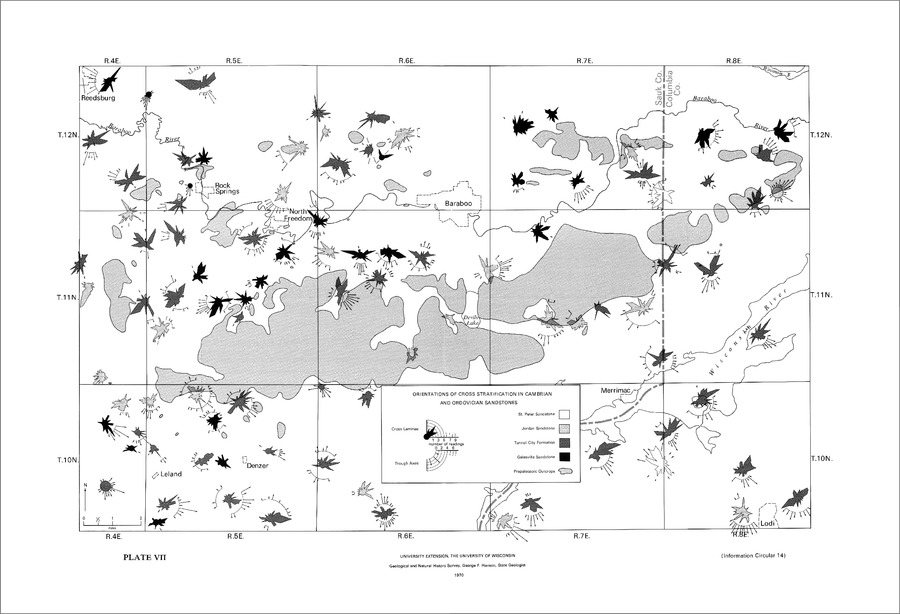 Wisconsin Geological & Natural History Survey » Geology of