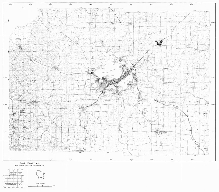 Wisconsin Geological & Natural History Survey » Dane