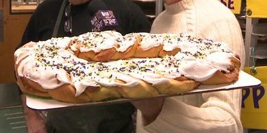 King of the King Cake