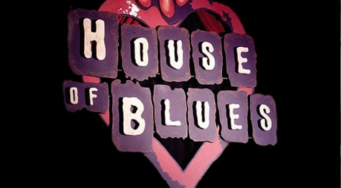 house of blues New Orleans DL