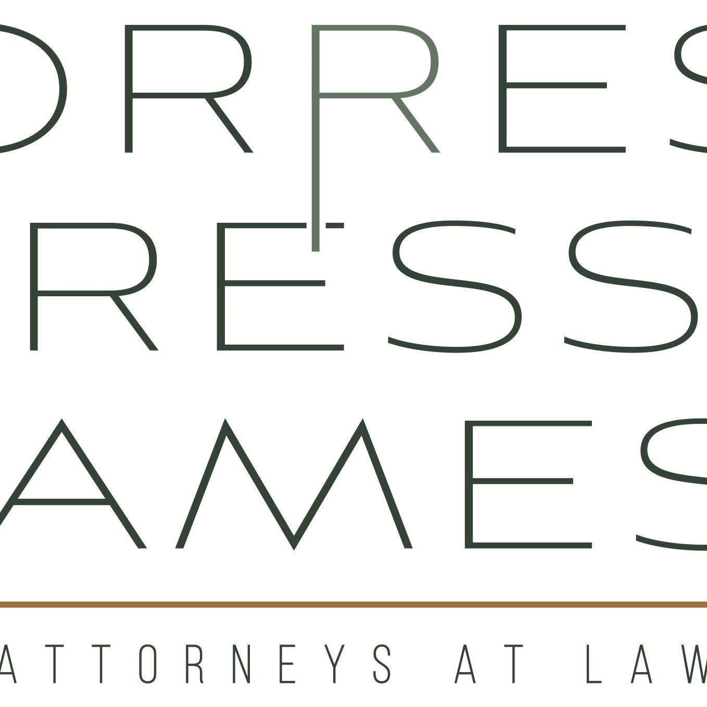 Forrest Cressy James Law