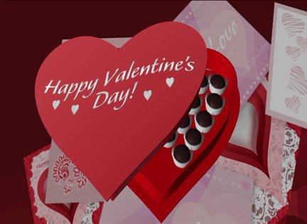 Konrad's PG-13 Valentine's Day forecast