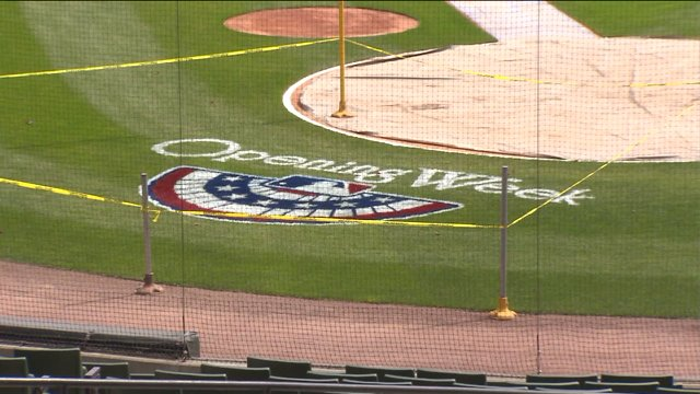 White Sox host Twins in home opener today