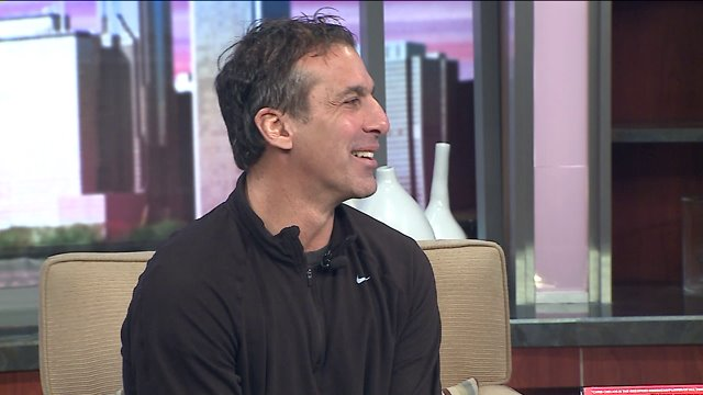 Midday Fix Chris Chelios Talks About His Book Made In