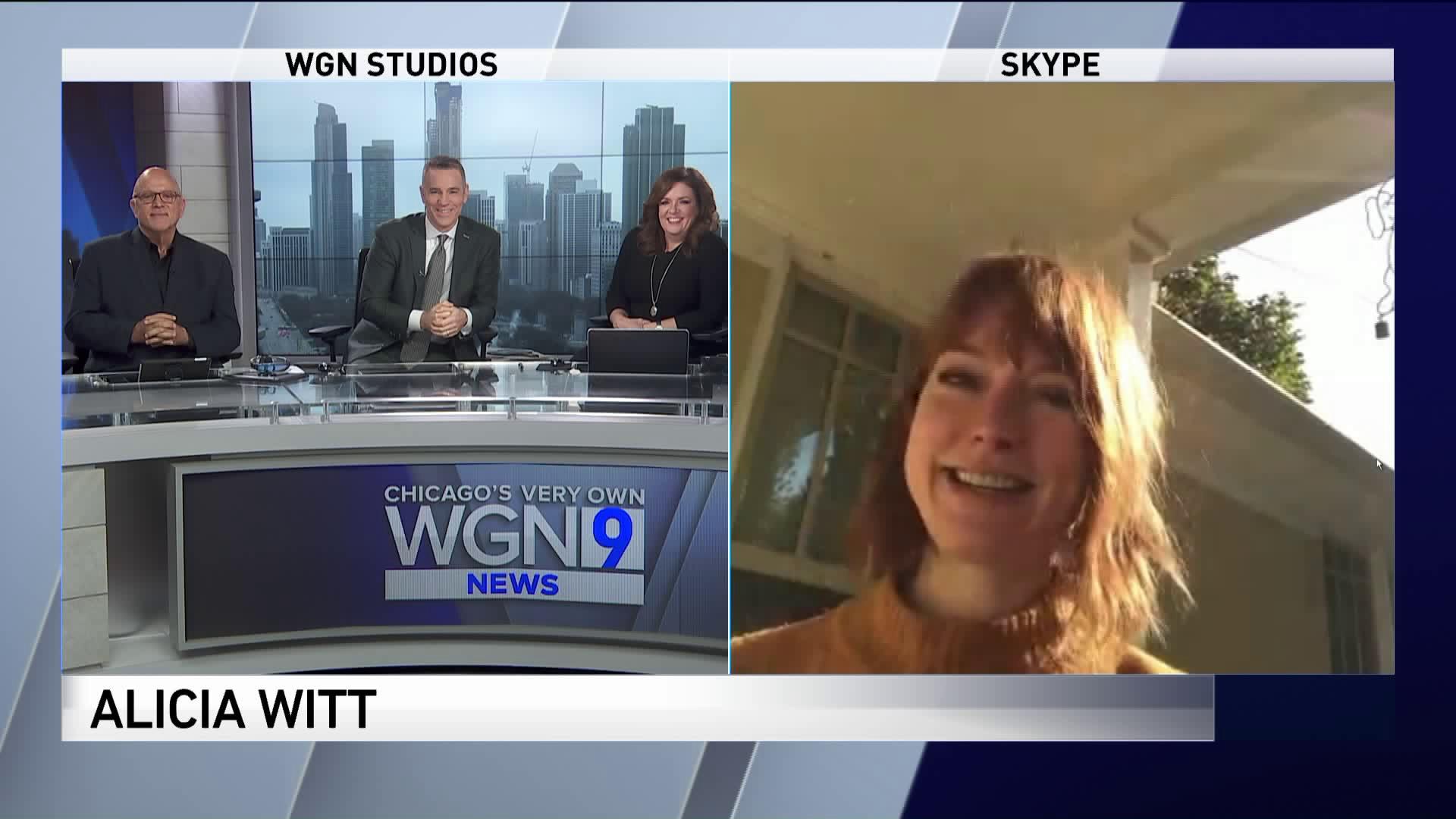"Alicia Witt tells us more about her new Hallmark movie ""Christmas on Honeysuckle Lane"" | WGN-TV"