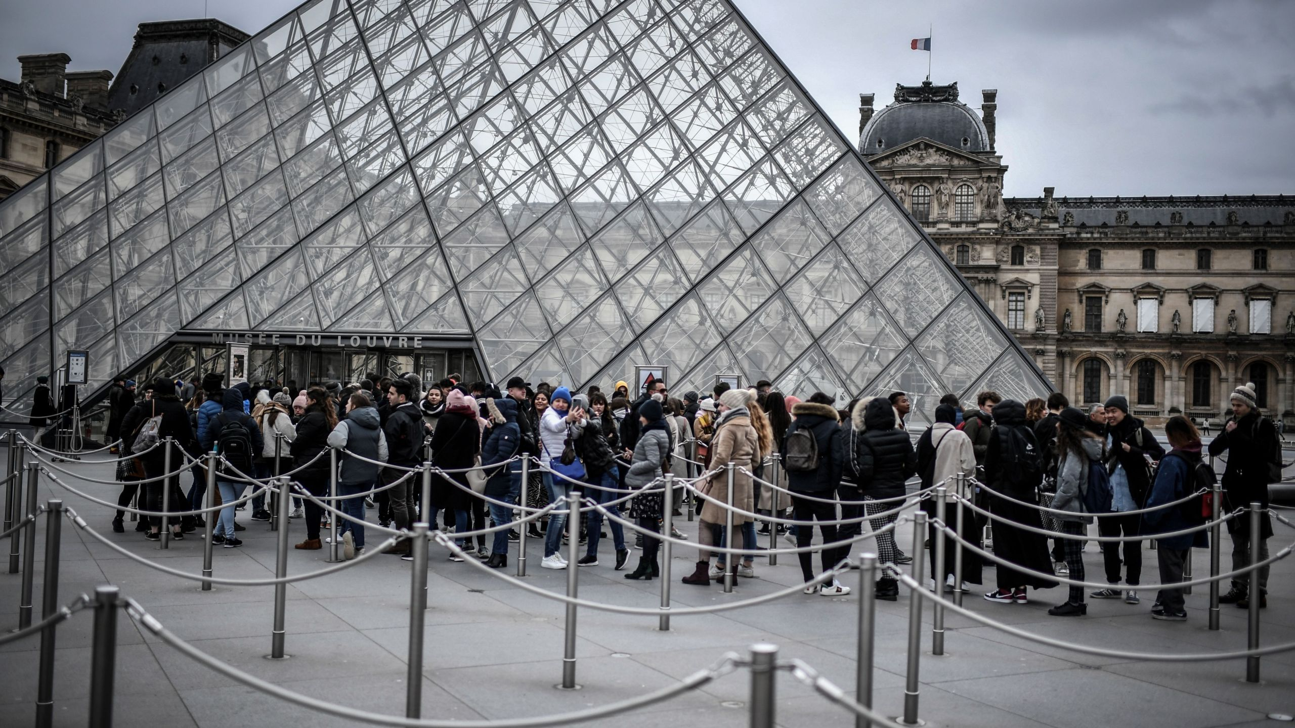 Coronavirus spreads to over 60 countries; France closes the Louvre ...
