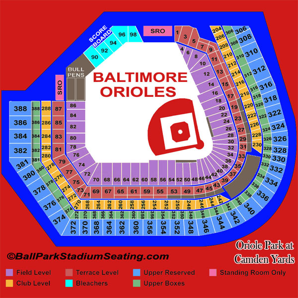 Orioles Seating Chart Suites Brokeasshome Com