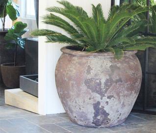 oversized garden pots perth large
