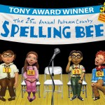 25th Annual Putnam Spelling Bee Musical poster