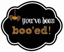 Happy Halloween Boo Bags