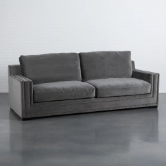 Closeout Living Room Furniture No Curtains In Alexa Grey Sofa Sofas Sale