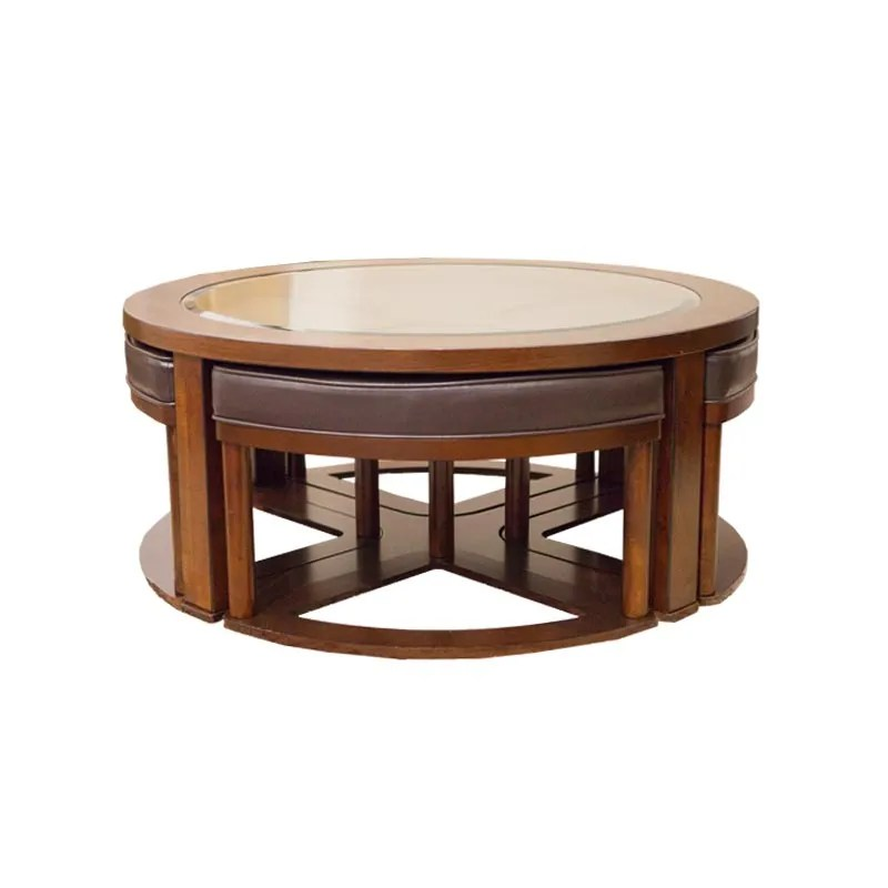 Marion Cocktail Table W Stools Closeout Coffee Amp End