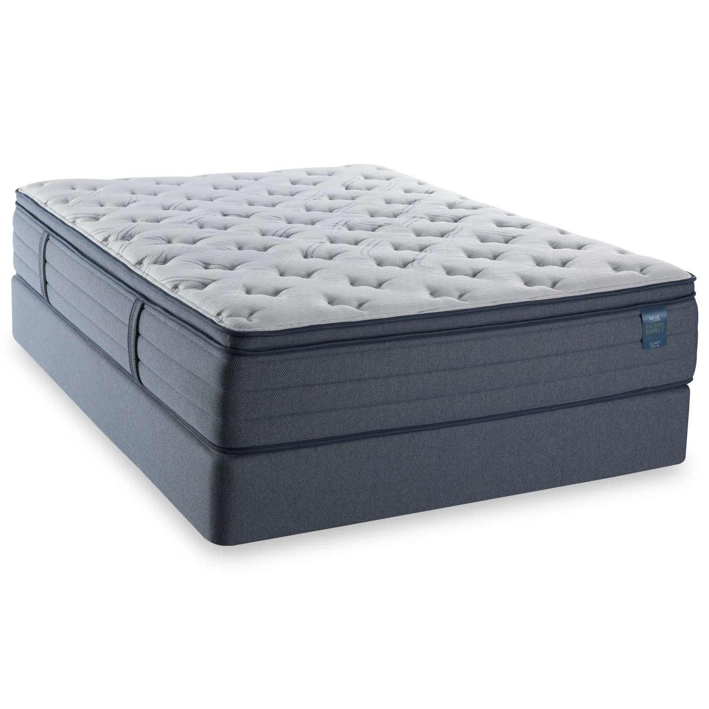 olney pillow top queen mattress