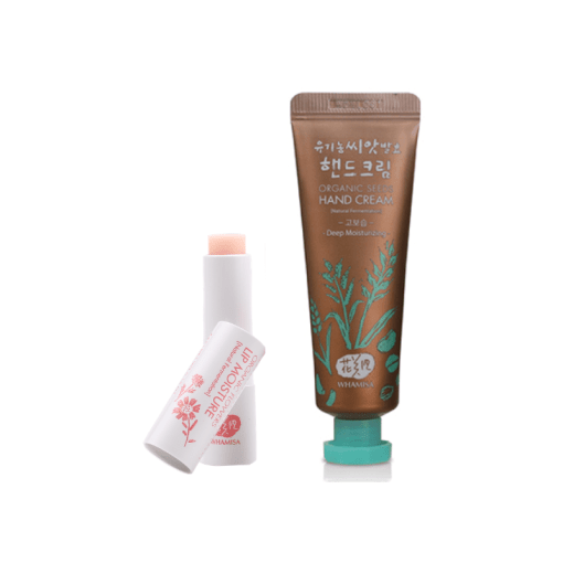 Seed hand cream Lip Flower