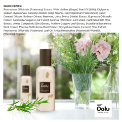 oolu Rosemary lotion