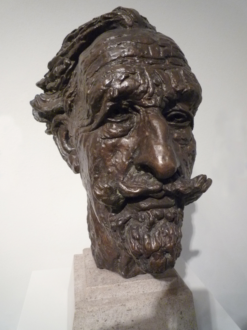 Jacob Epstein Portrait Sculpture @ Npg  Joe Blogs