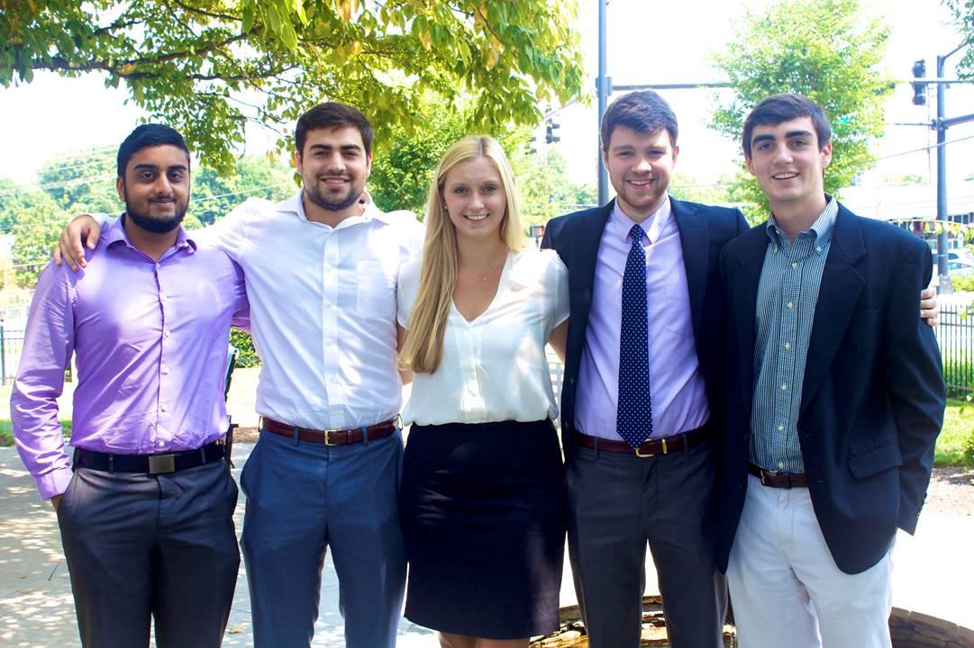 2014 'Developing Excellence' Summer Internship Program