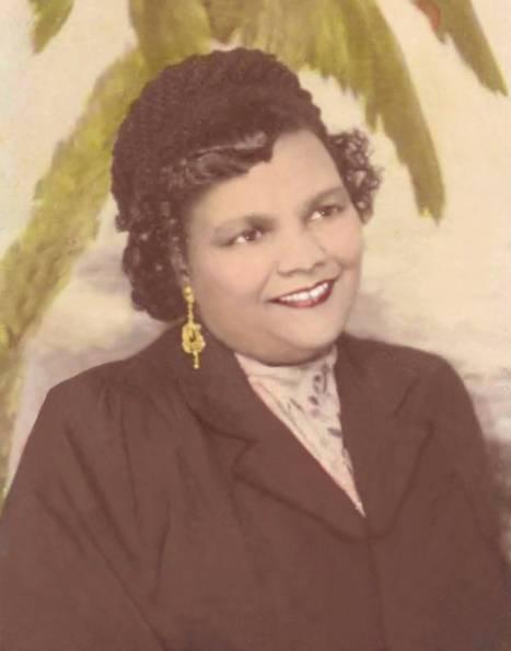 Irene Wharton