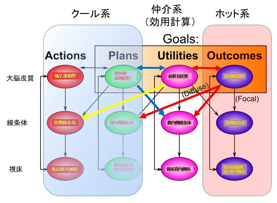 欲望の三層構造:能動的推論から捉えるヒトの行動原理