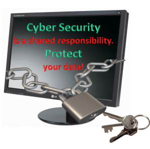 Cybersafety is a joined responsibility