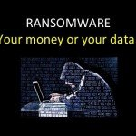 What to do if you encounter ransomware