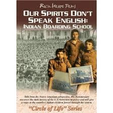 Our Spirits don't speak english